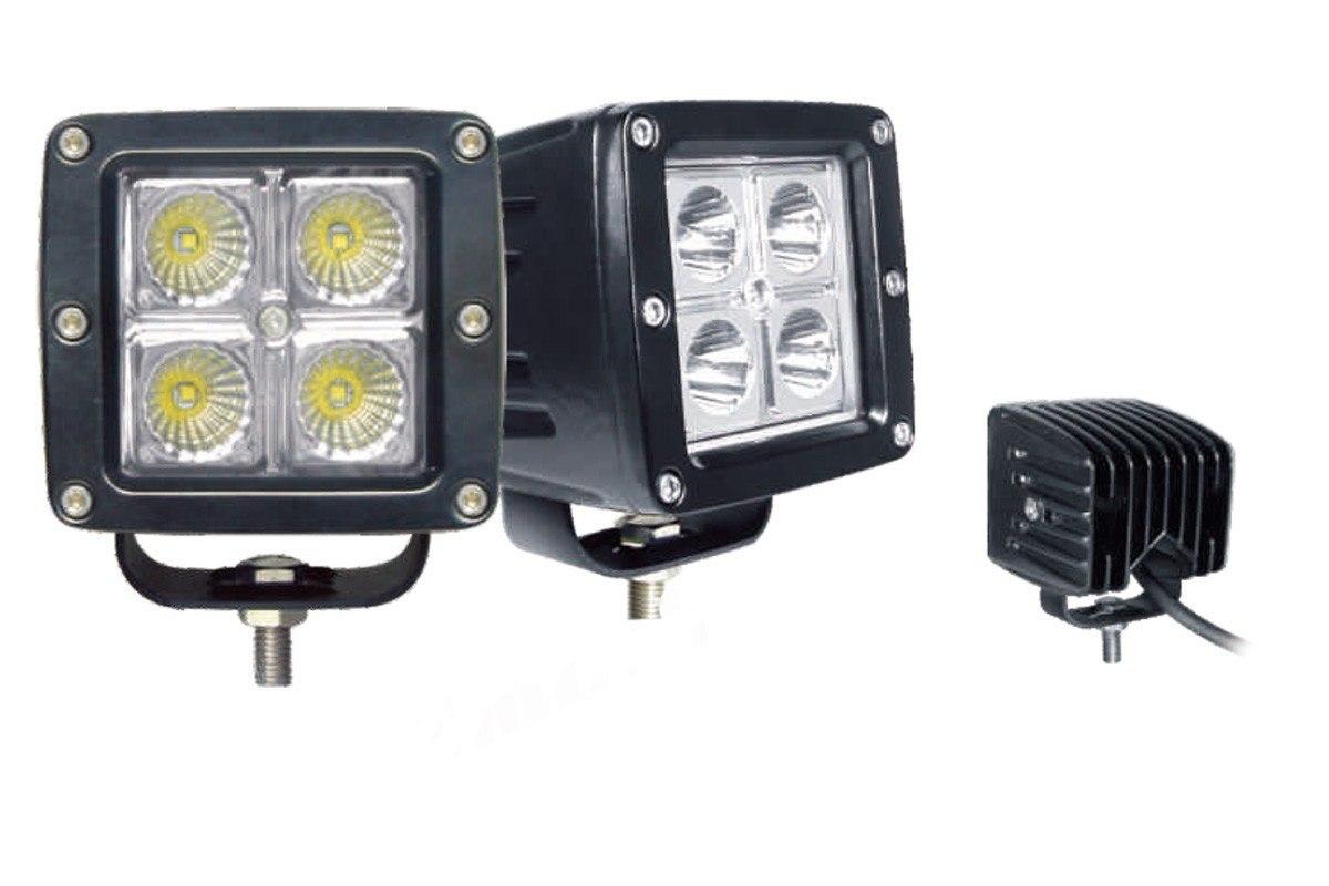 Lampy LED HML-1212 spot 12W - GRUBYGARAGE - Sklep Tuningowy